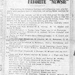 1909NewsieList