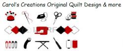 carols quilt design